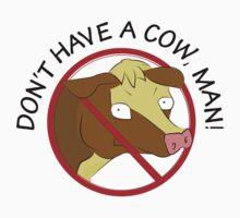Cow Man by hausofpancakes