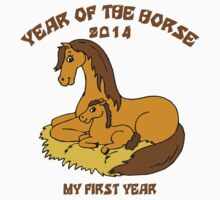 Year of The Horse Baby 2014 by ChineseZodiac