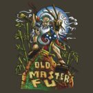 Old Master Fu by HoneyDawwwg