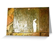 Buddhist Prayer for Peace Greeting Card