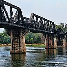 Bridge on the River Kwai by Vickie Burt