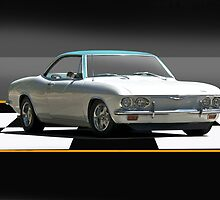 1965 Corvair Corsa 'Mini Muscle' Turbo by DaveKoontz