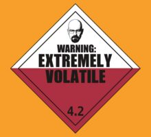 Warning: Extremely Volatile :: Breaking Bad by ottou812