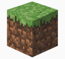 Minecraft Block by raquala