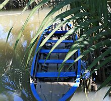 A Vietnamese Fishing Boat by DRWilliams