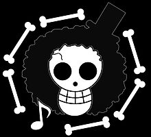 Brook Black Flag Logo by Akuma91