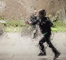 Water Wall by jamjarphotos