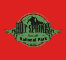 Hot Springs National Park, Arkansas by CarbonClothing