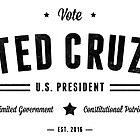 Vote Ted Cruz 2016 by morningdance