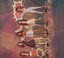 Fifth Harmony by MargaHG