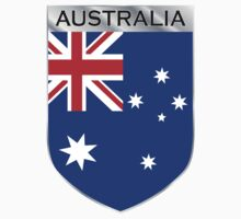 AUSTRALIA EMBLEM by Joe Bruno