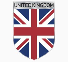UK EMBLEM by Joe Bruno