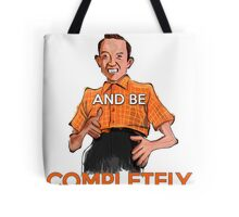 Keep Calm with Ed Grimley Tote Bag