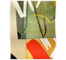 Abstract Closeup #3 Poster