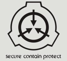Classic SCP Foundation by Kirdinn