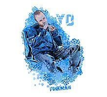 Jesse Pinkman - Yo Crystal! Photographic Print