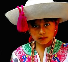 Cuenca Kids 310 by Al Bourassa