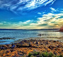 Stockton Springs, Maine by fauselr
