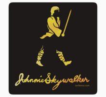 Johnnie Skywalker - Sticker by ianleino