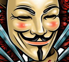 Fifth of November Sticker