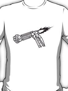 Elbow Rocket Robot Arm T-Shirt