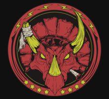 Triceraton Man by Phryan