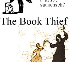 The Book Thief Poster by therationalcat