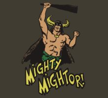 The Mighty Mightor! by SwiftWind