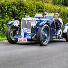 Oldtimer in Belgium by 242Digital