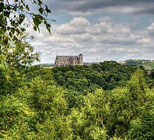 Basilique ND de Chevremont in Chaudfontaine, Belgium by 242Digital