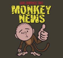 Karl Pilkington - Monkey News by KarlPilkington