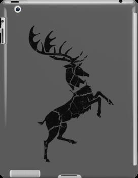 House Baratheon Worn Grey by Greg Brooks