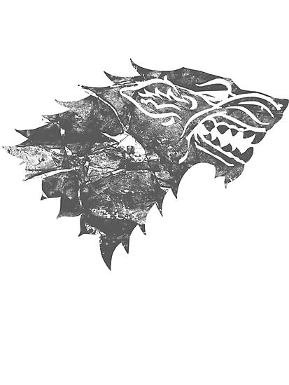 House Stark Worn by Greg Brooks