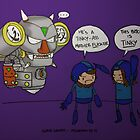 Game Grumps - Tinky by sketchnate