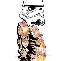 Stormtrooper by SPHenriquez