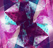 Prismatic Vision - Darker Version by SRowe Art