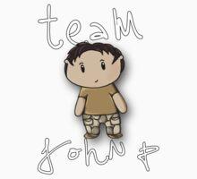 Team John Porter Tee Kids Clothes