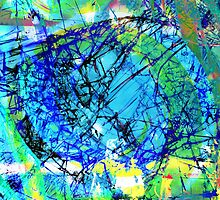 Fragmentalize by MSRowe Art and Design