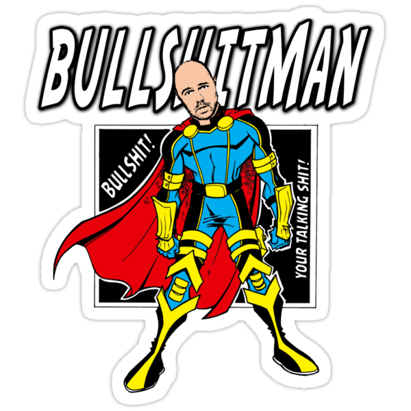 Karl Pilkington - Bullshitman by KarlPilkington