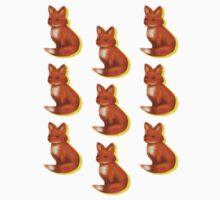 Foxy by brittanyengland