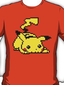 Pixel Pikachu Sprite T-Shirt