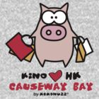 KINO loves Hong Kong - Causeway Bay by Kokonuzz