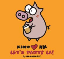 KINO loves Hong Kong - Let's Party! by Kokonuzz