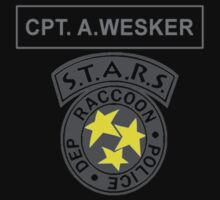 S.T.A.R.S - CPT Wesker by Unicorn-Seller
