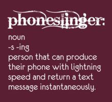 Phonelinger by Kirdinn