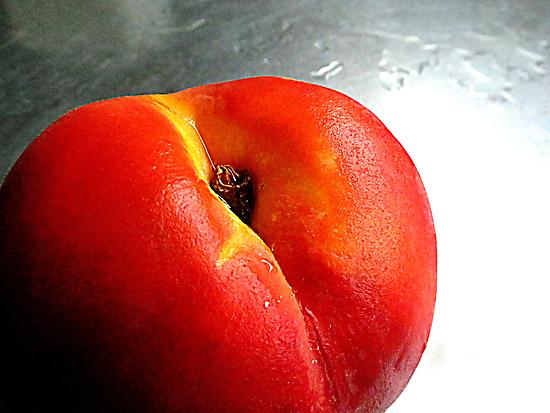 A Peach Of A Peach by trueblvr