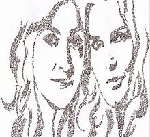 Rizzoli and isles  by staceyfoxy