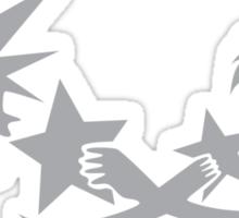 Kingdom Hearts: KairixSora Cave Etching Sticker
