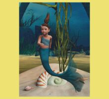 Little Mermaid Kids Clothes