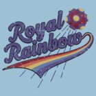 Royal Rainbow by ORabbit